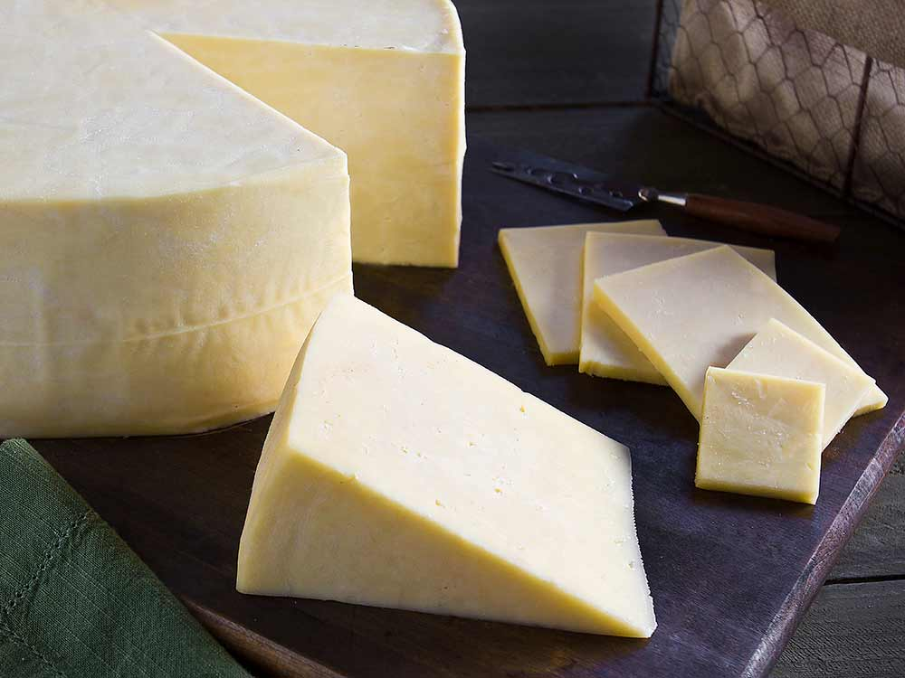 Aged White Cheddar  artisan cheese