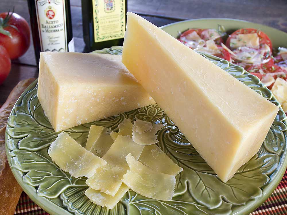 Old Fashioned Parmesan Cheese