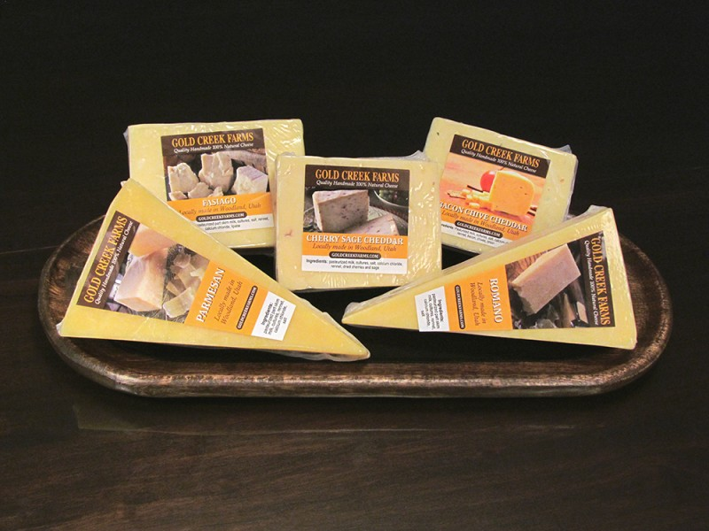 natural artisan cheese 5 pack