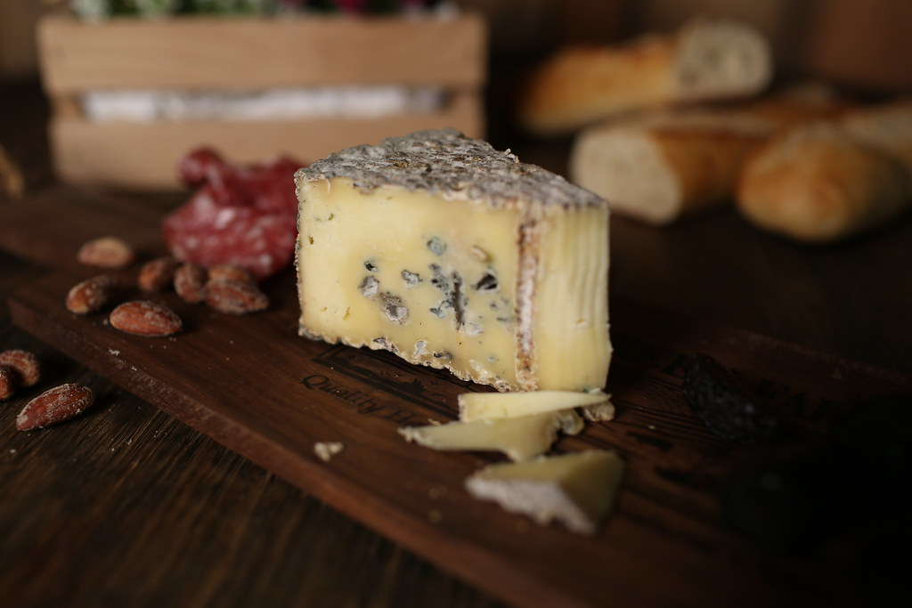 Woodland Blue Cheese natural cheese